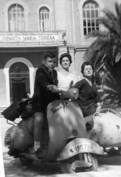 1962 En sidecar
