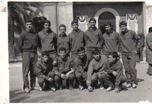 1964 Equipo Curso 64-65